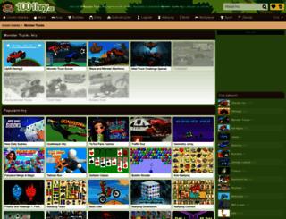 monster-trucks.1001hry.cz screenshot