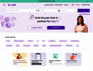 monster.com.hk screenshot