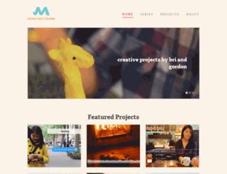 monstercyb.org screenshot
