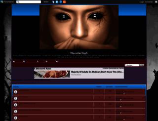 monsterelite.forumieren.com screenshot