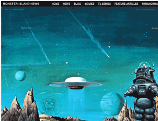 monsterislandnews.com screenshot