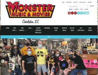 monstermusicsc.com screenshot
