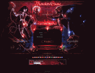 monstersgame.fr screenshot