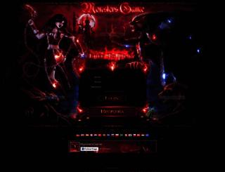 monstersgame.it screenshot