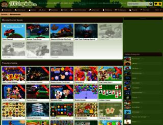 monstertrucks.1001spiele.de screenshot