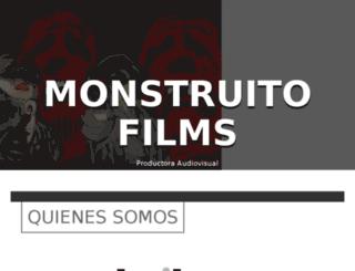 monstruitofilms.net screenshot