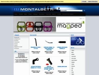 montalbettisrl.com screenshot