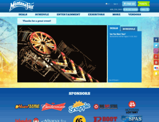 montanafair.com screenshot