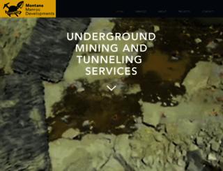montanamanroc.com screenshot