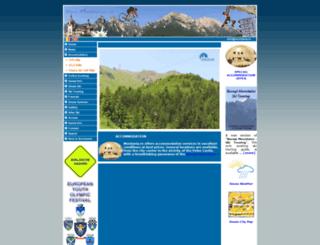 montania.ro screenshot