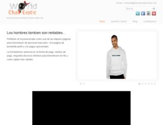 montarvideochat.com screenshot