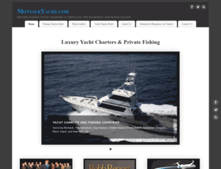 montaukyacht.com screenshot