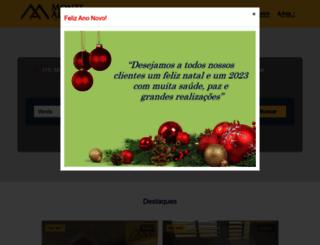 montealegreimoveis.com.br screenshot