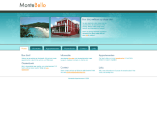 montebellowillemstad.com screenshot