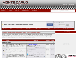 montecarloforum.com screenshot