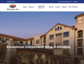 montecedro.com screenshot
