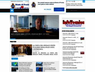 montediprocida.com screenshot