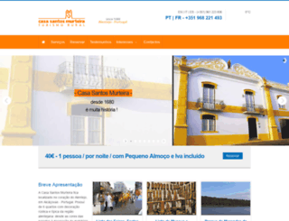 montedosobral.com screenshot