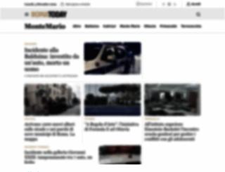 montemario.romatoday.it screenshot