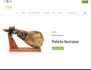 monteregio.com screenshot