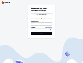 montessori-day.typingclub.com screenshot