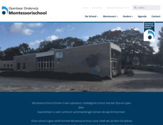 montessori-emmen.nl screenshot