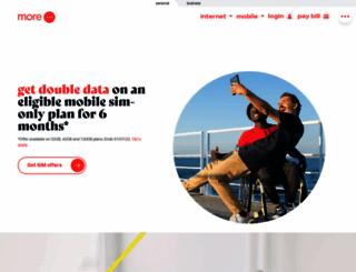montimedia.com.au screenshot