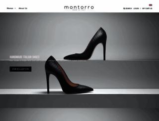 montorro.com screenshot