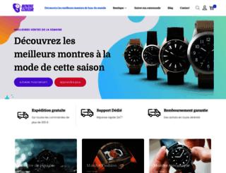 montre-de-couleur.fr screenshot