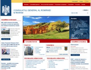 montreal.mae.ro screenshot
