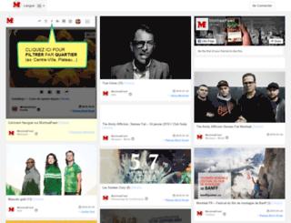 montrealfeed.ca screenshot