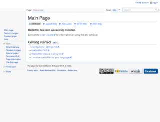 montrealwiki.net screenshot
