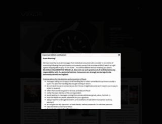 montresvenus.com screenshot