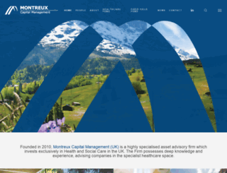 montreuxcm.com screenshot