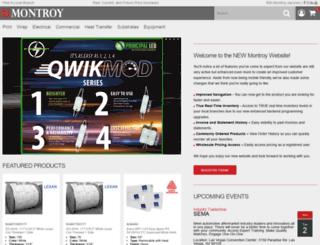 montroy.com screenshot