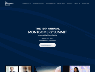 monty.com screenshot