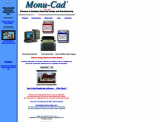 monu-cad.com screenshot