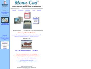 monucad.com screenshot