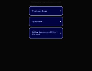 monumentsnowboards.com screenshot