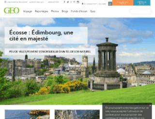 monvoyageur.com screenshot
