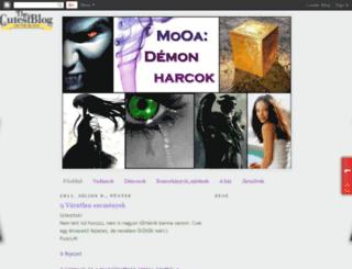 mooa-lifezone.blogspot.com screenshot
