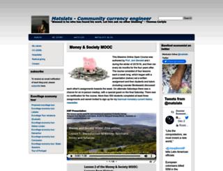 mooc1.communityforge.net screenshot