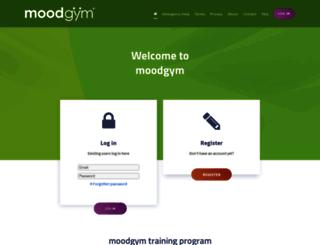 moodgym.anu.edu.au screenshot