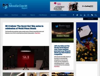 moodiereport.com screenshot