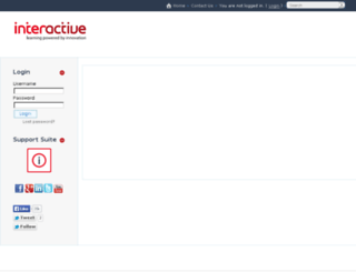 moodle.studyinteractive.org screenshot