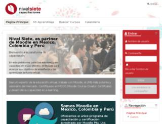 moodlecolombia.com screenshot