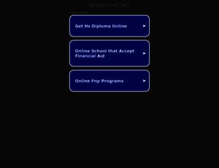 moodleone.org screenshot