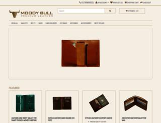 moody-bull.com screenshot