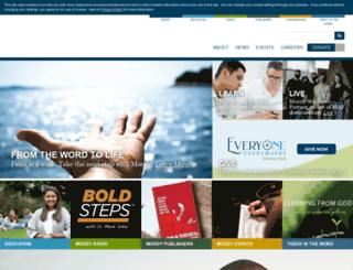 moodyglobal.org screenshot