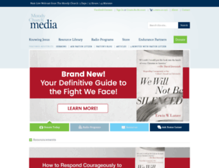 moodymedia.org screenshot